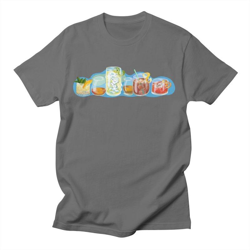 Cool Drinks! Men's T-Shirt by BullShirtCo