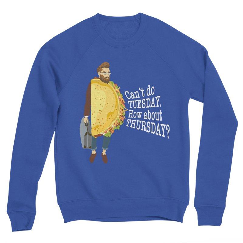 Taco Thursday Men's Sweatshirt by BullShirtCo