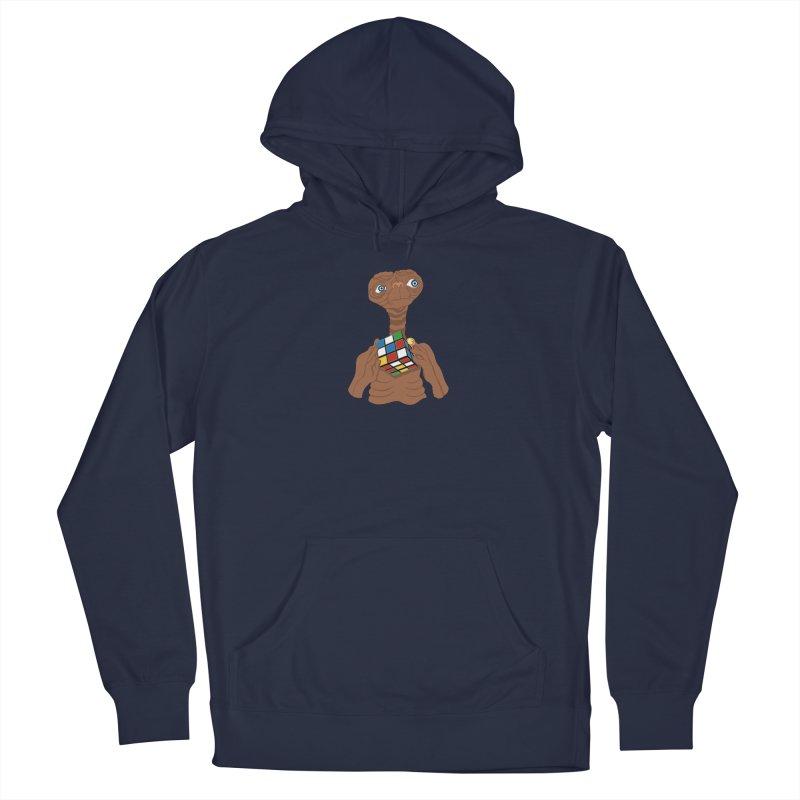 E.T. Needs Help! Men's Pullover Hoody by BullShirtCo