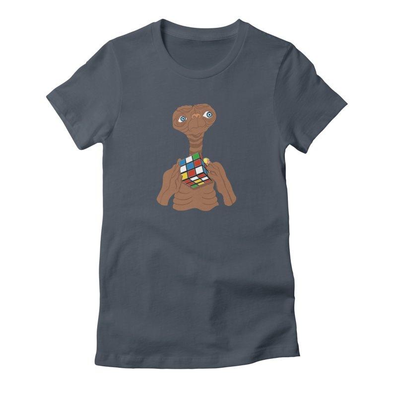 E.T. Needs Help! Women's T-Shirt by BullShirtCo