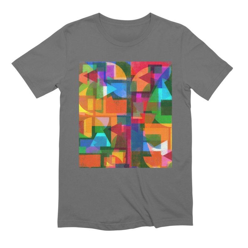 Memento Men's T-Shirt by bulo