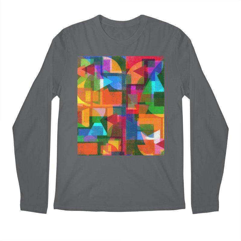 Memento Men's Longsleeve T-Shirt by bulo