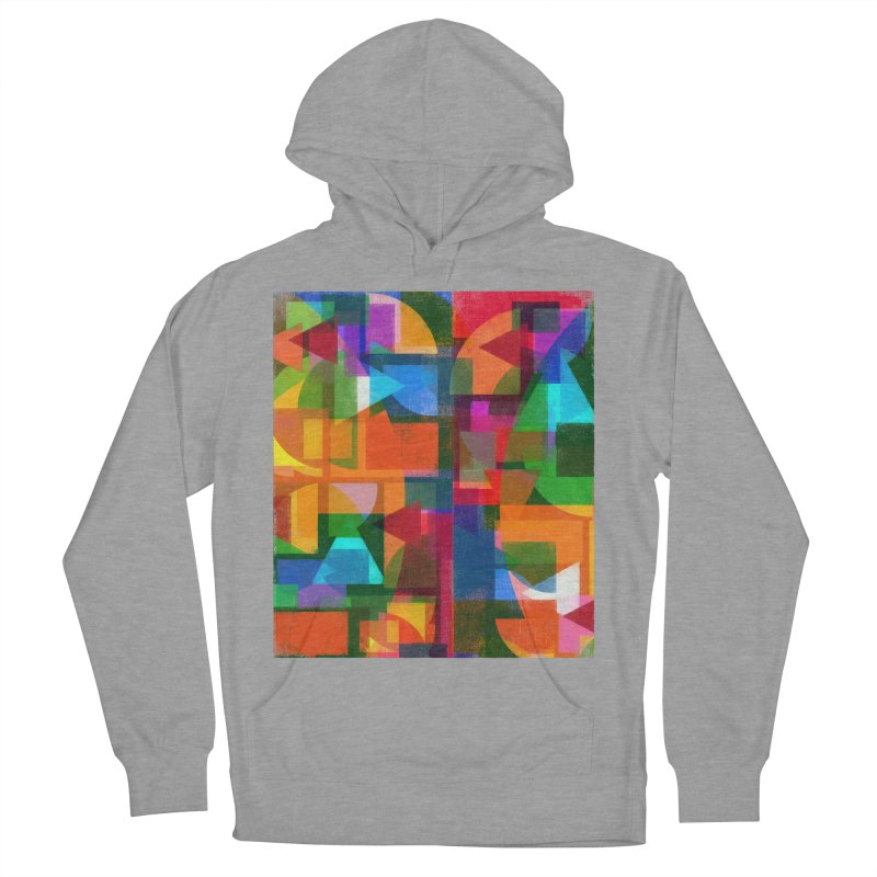 Memento Men's French Terry Pullover Hoody by bulo