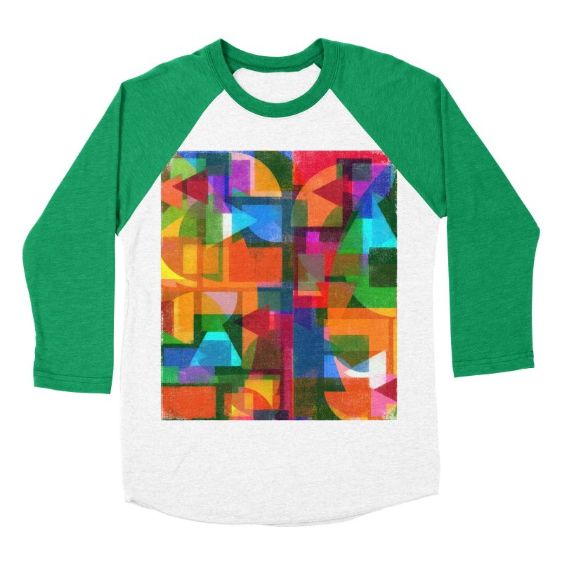 Memento Women's Baseball Triblend Longsleeve T-Shirt by bulo