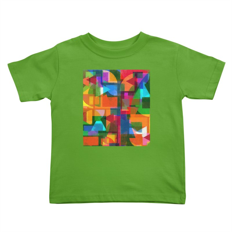 Memento Kids Toddler T-Shirt by bulo