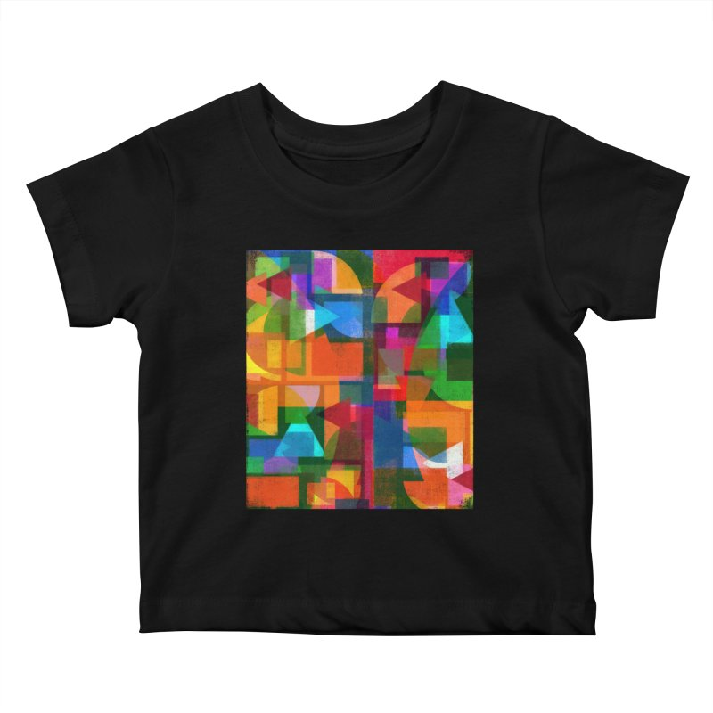 Memento Kids Baby T-Shirt by bulo