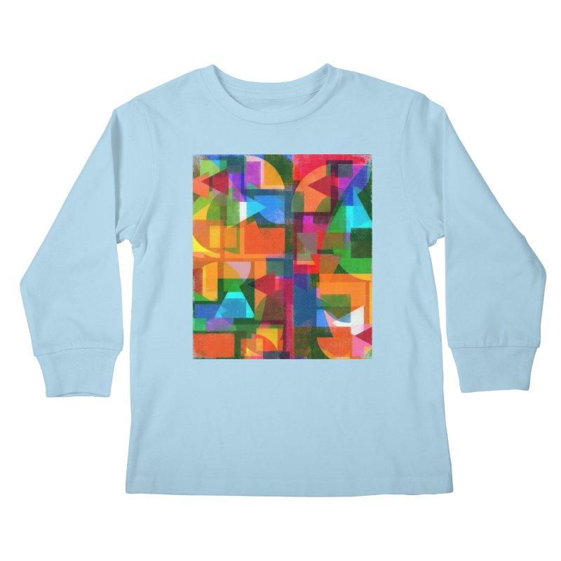 Memento Kids Longsleeve T-Shirt by bulo