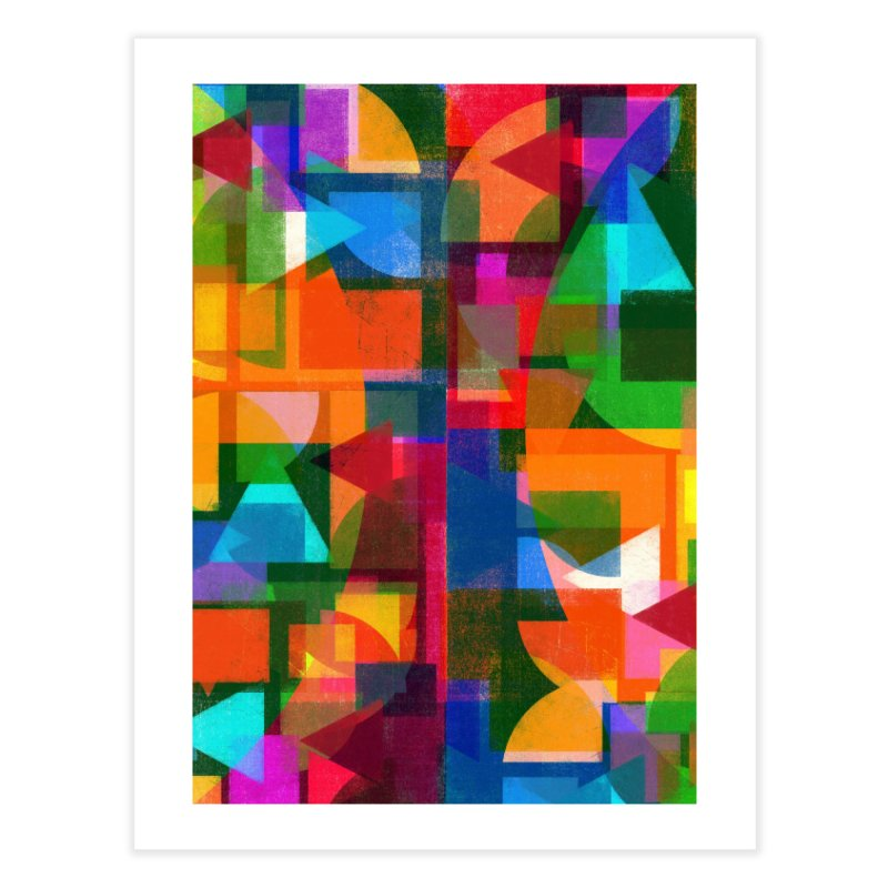 Memento Home Fine Art Print by bulo