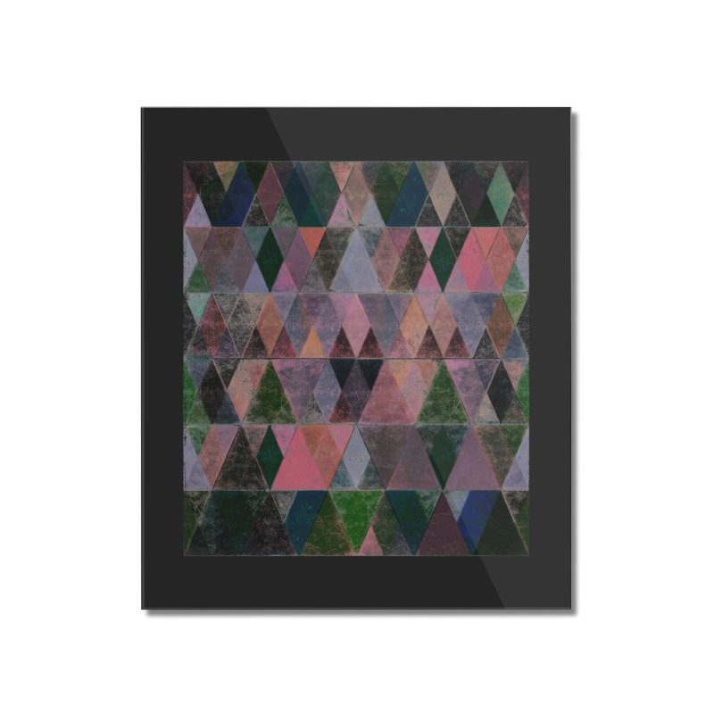 Memento Home Mounted Acrylic Print by bulo