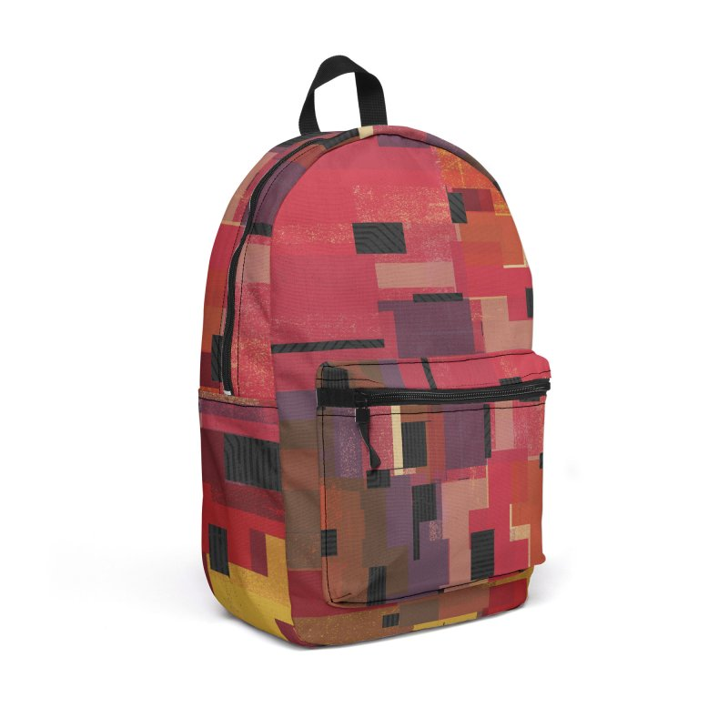 Memento Accessories Backpack Bag by bulo