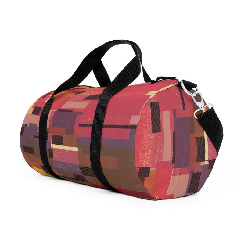 Memento Accessories Duffel Bag Bag by bulo