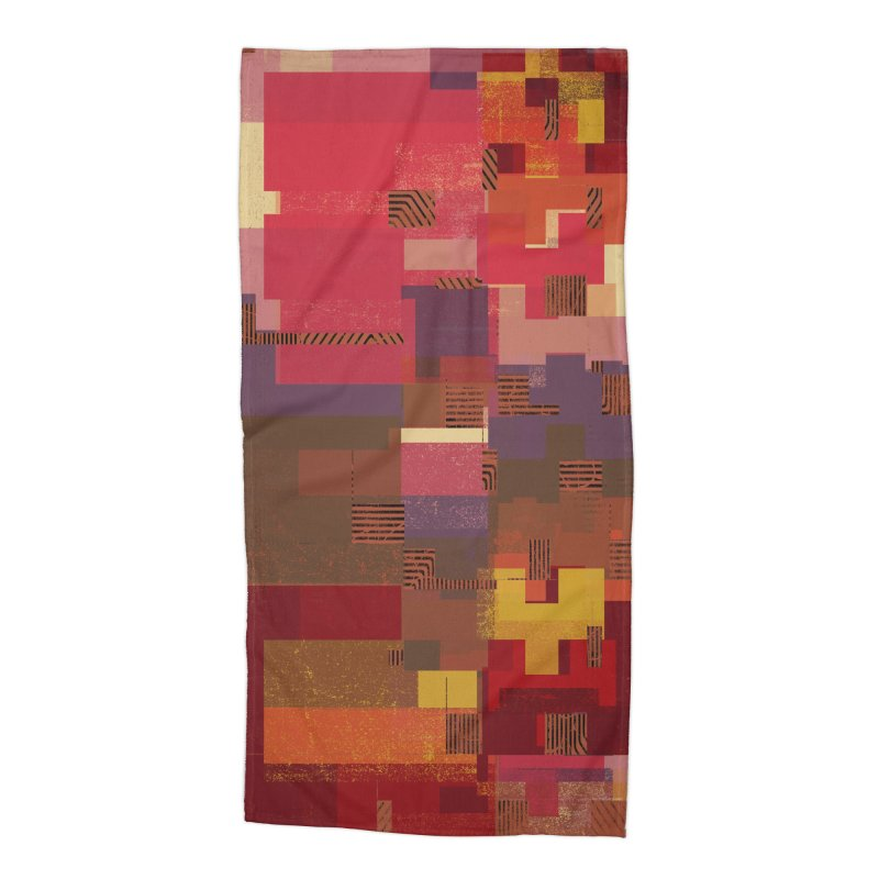 Memento Accessories Beach Towel by bulo