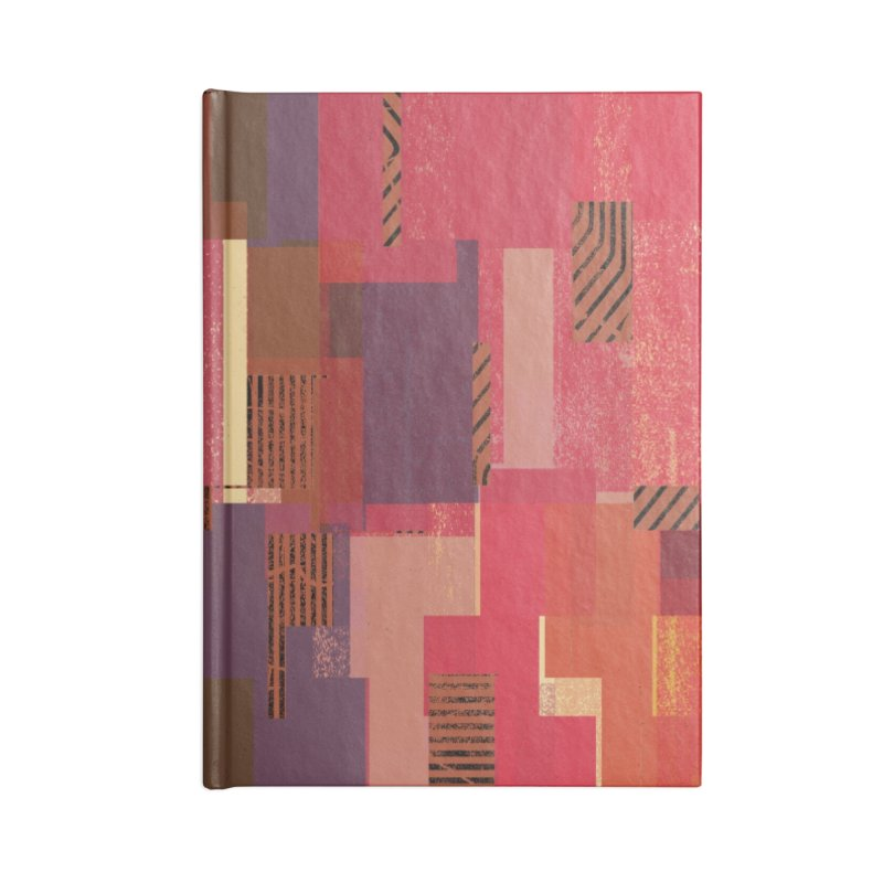 Memento Accessories Lined Journal Notebook by bulo