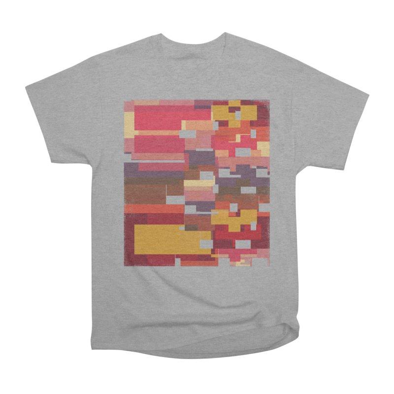 Memento Men's Heavyweight T-Shirt by bulo