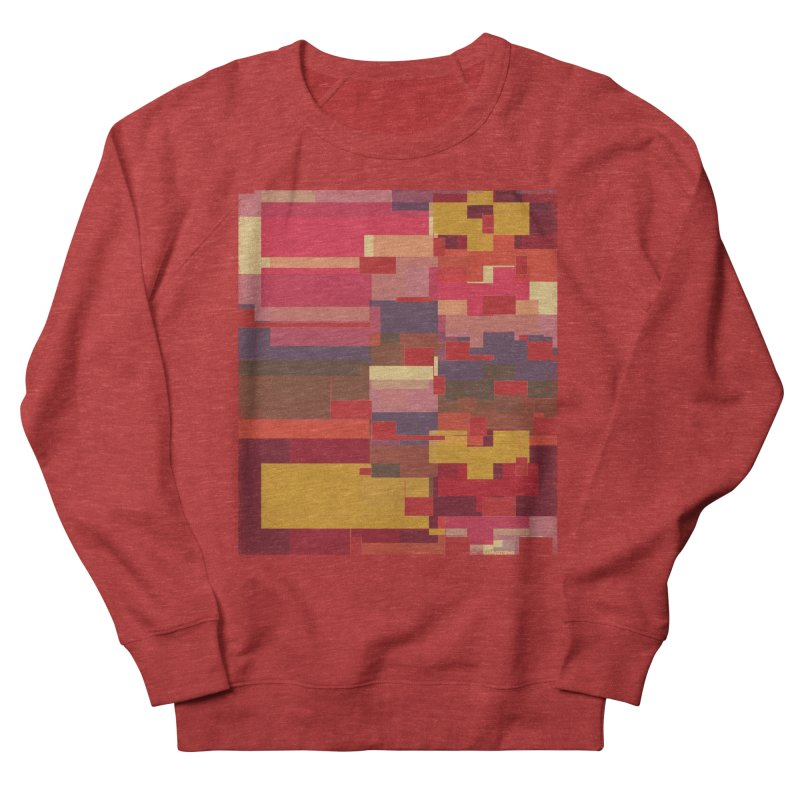 Memento Women's French Terry Sweatshirt by bulo
