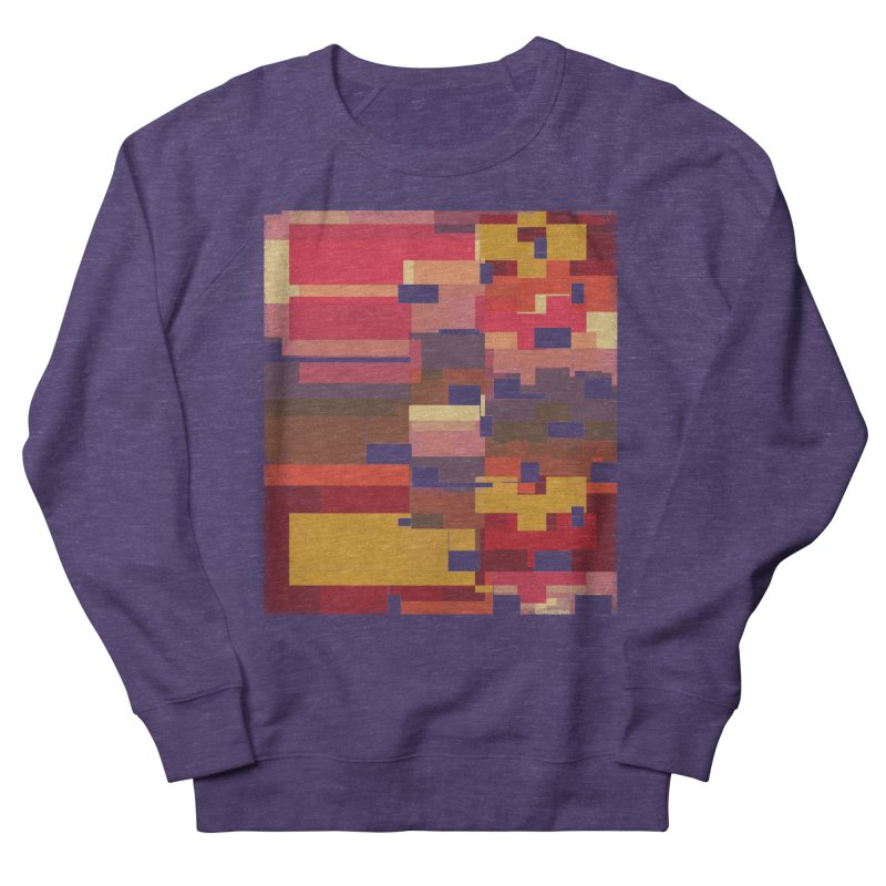 Memento Men's French Terry Sweatshirt by bulo