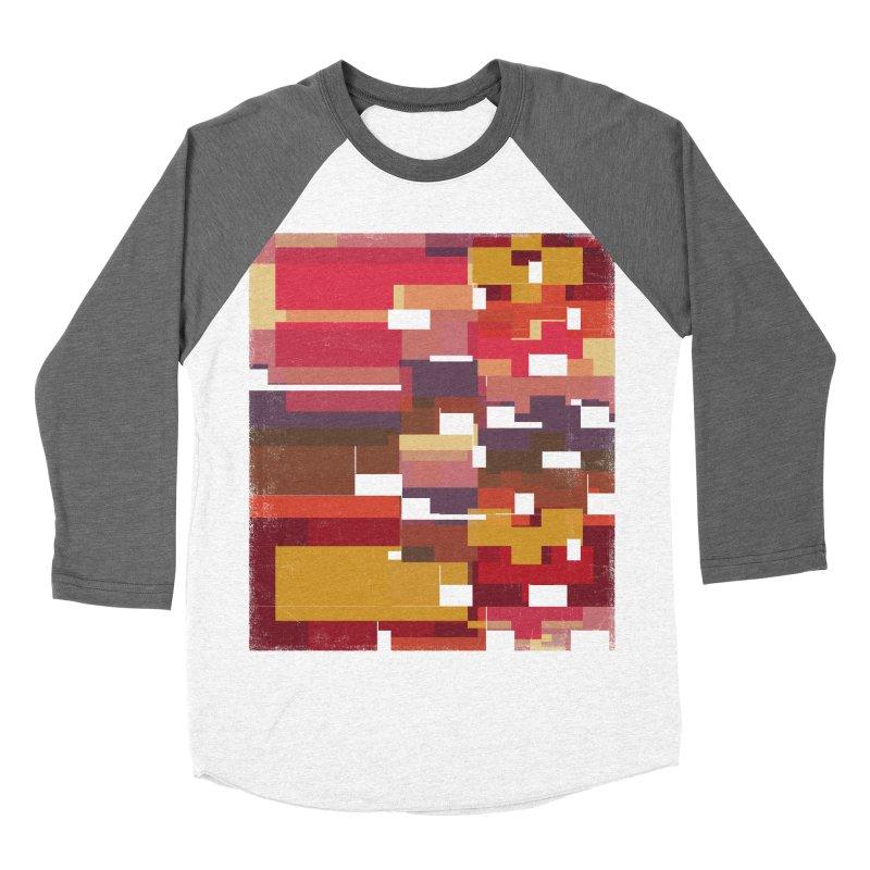 Memento Men's Baseball Triblend Longsleeve T-Shirt by bulo