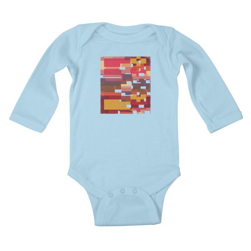 Memento Kids Baby Longsleeve Bodysuit by bulo