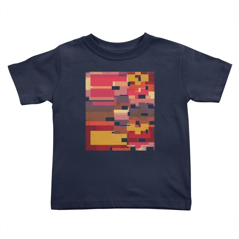 Memento Kids Toddler T-Shirt by bulo