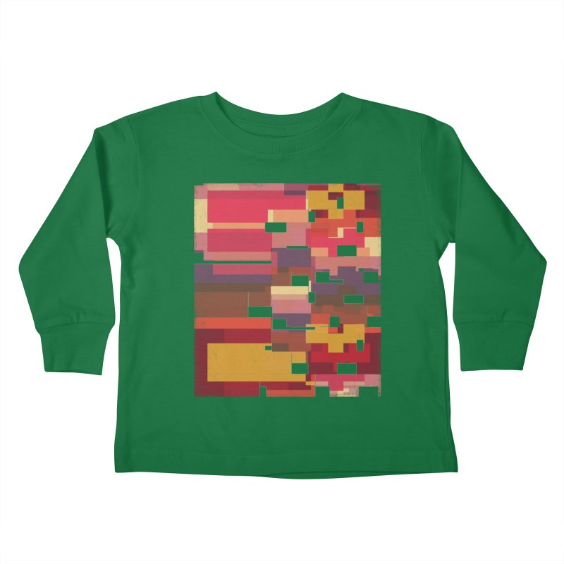 Memento Kids Toddler Longsleeve T-Shirt by bulo