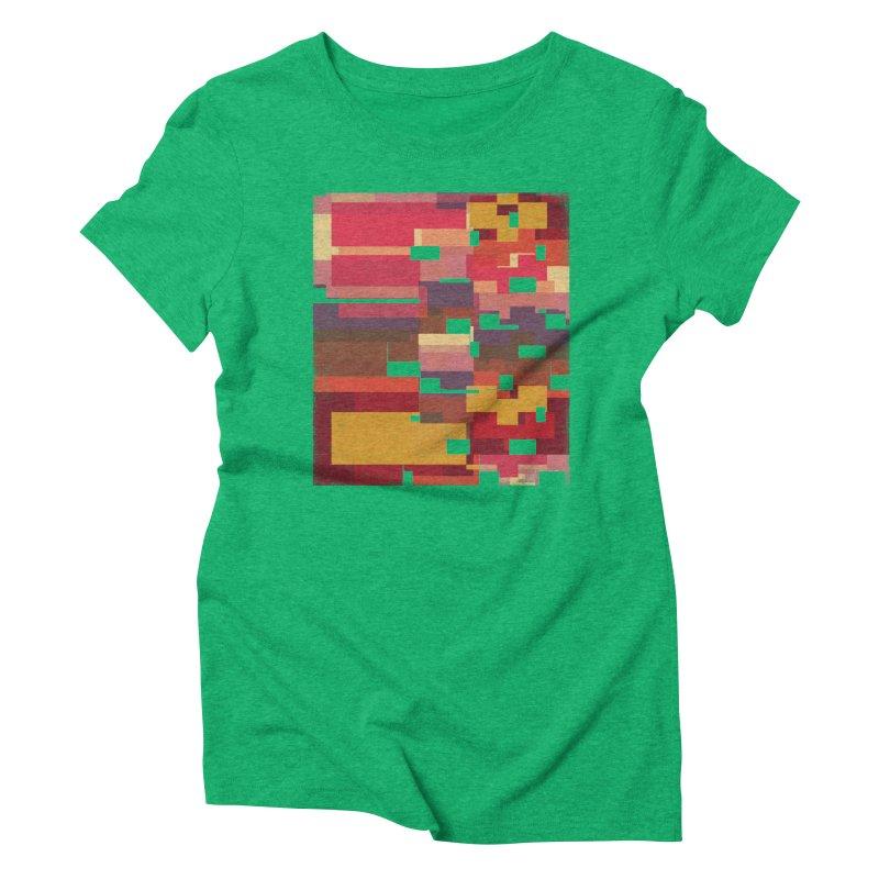 Memento Women's Triblend T-Shirt by bulo