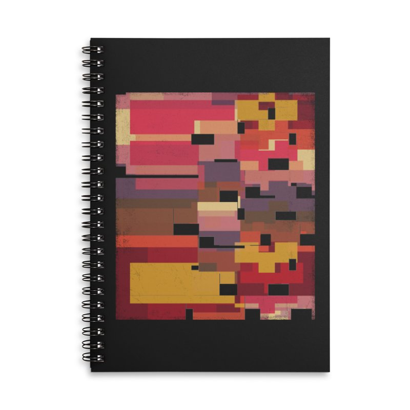 Memento Accessories Lined Spiral Notebook by bulo