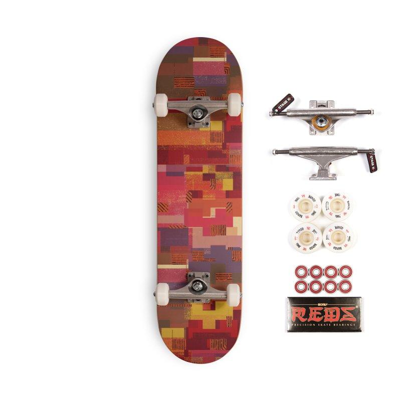 Memento Accessories Complete - Pro Skateboard by bulo