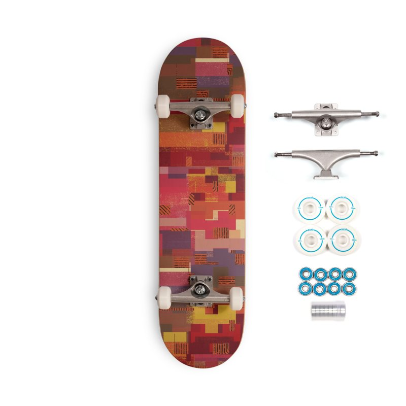 Memento Accessories Complete - Basic Skateboard by bulo