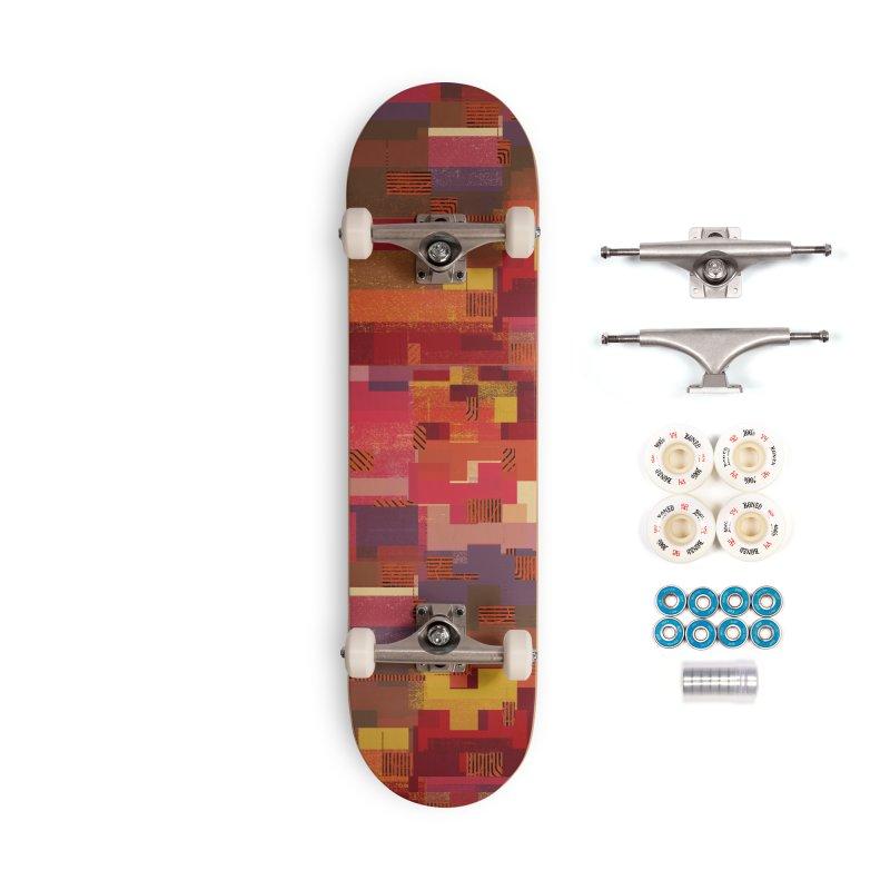 Memento Accessories Complete - Premium Skateboard by bulo