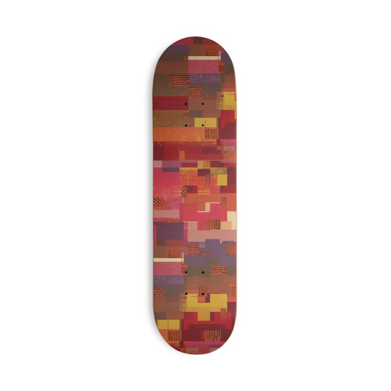 Memento Accessories Deck Only Skateboard by bulo