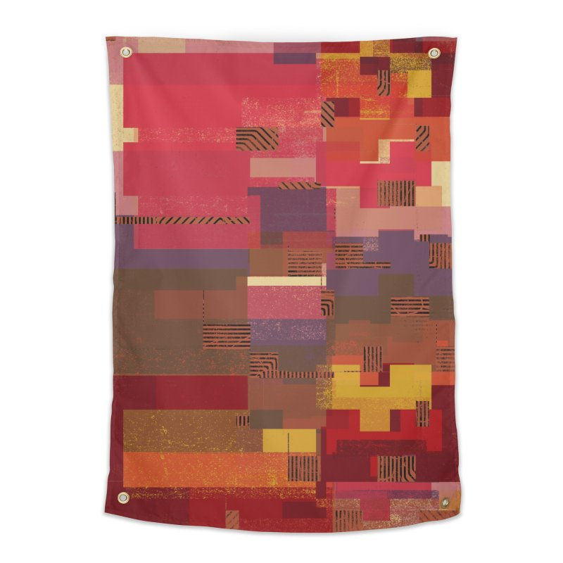 Memento Home Tapestry by bulo