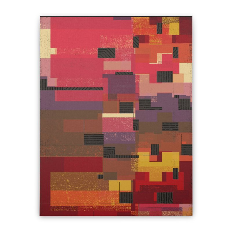 Memento Home Stretched Canvas by bulo