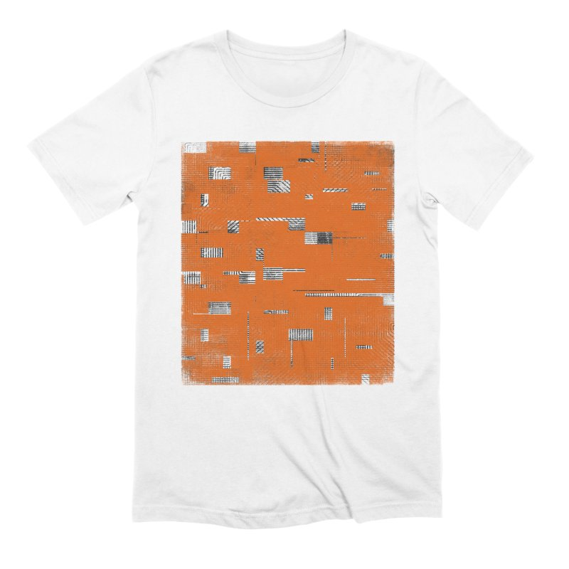 Memento Men's T-Shirt by bulo