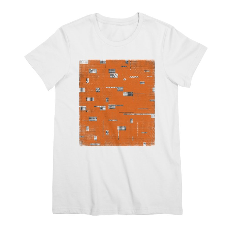 Memento Women's Premium T-Shirt by bulo