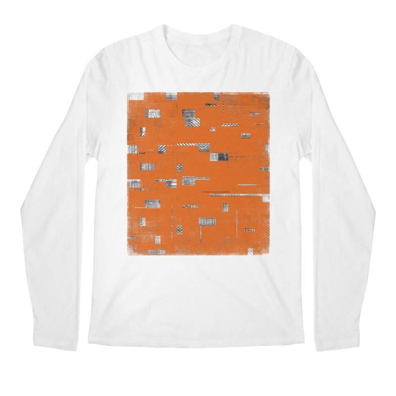 Memento Men's Longsleeve T-Shirt by bulo