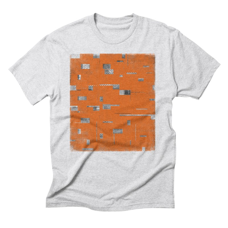 Memento in Men's Triblend T-Shirt Heather White by bulo