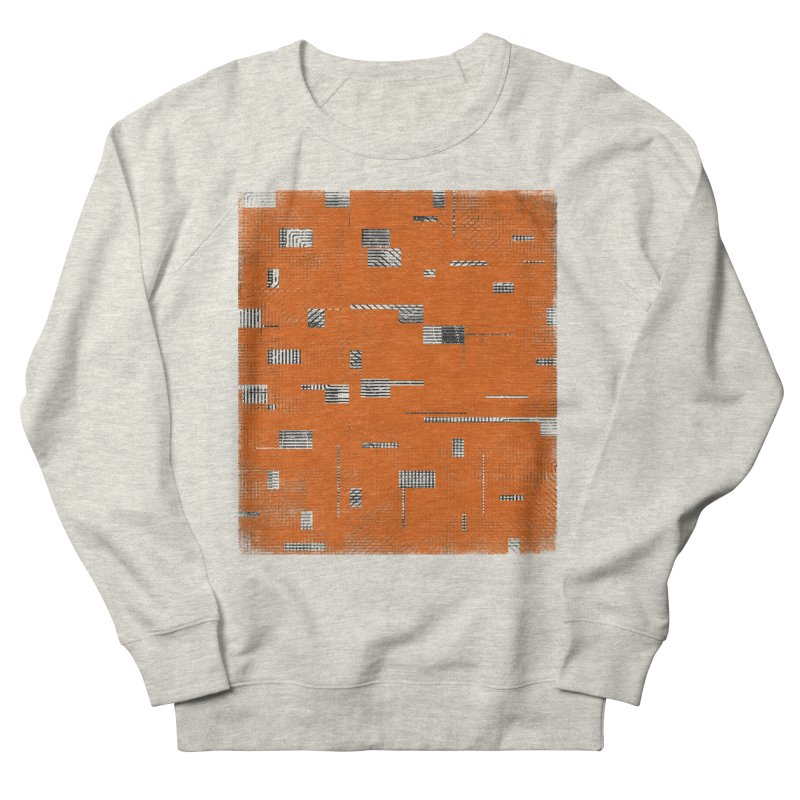 Memento Men's French Terry Sweatshirt by bulo