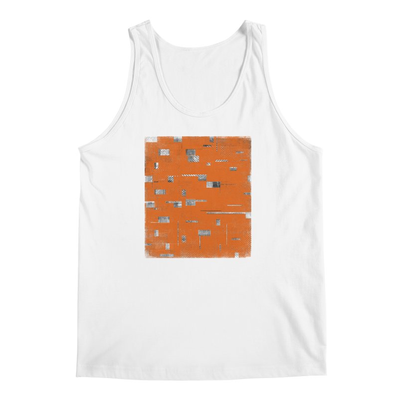 Memento Men's Regular Tank by bulo