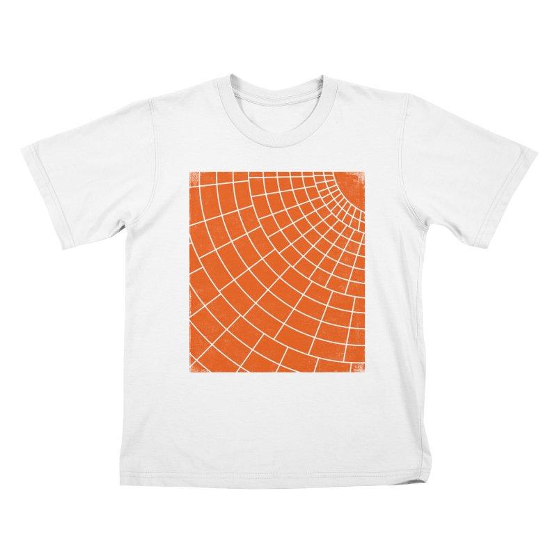 Sunlight rework Kids T-Shirt by bulo