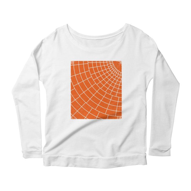 Sunlight rework Women's Scoop Neck Longsleeve T-Shirt by bulo