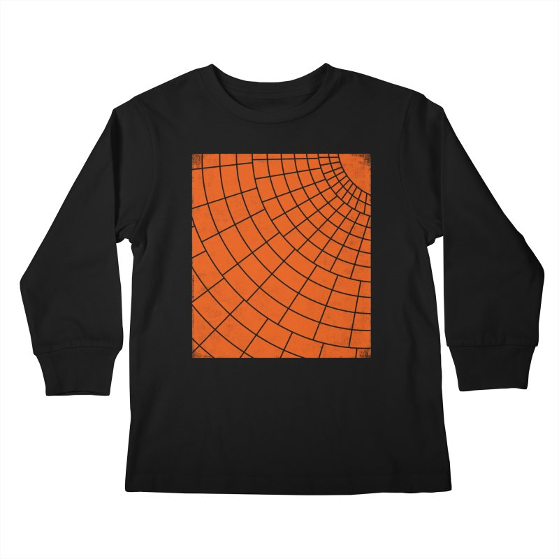 Sunlight rework Kids Longsleeve T-Shirt by bulo