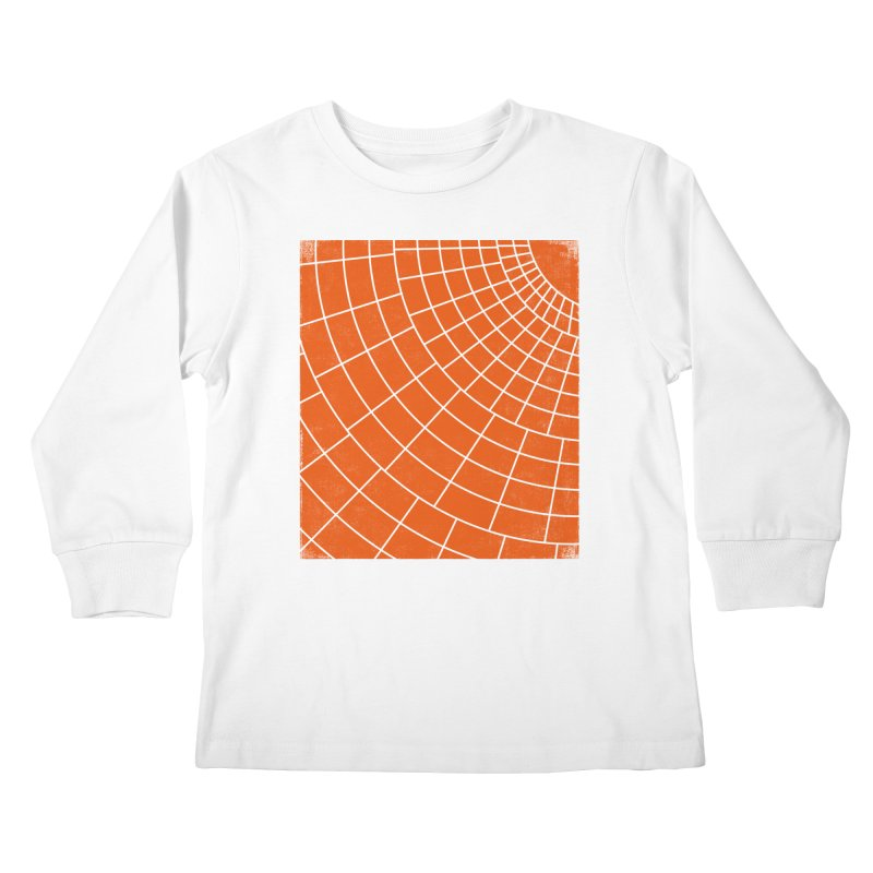 Sunlight rework Kids Longsleeve T-Shirt by bulo