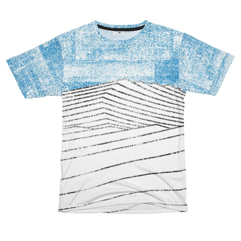 Ocean Smell - extra salty version Men's T-Shirt Cut & Sew by bulo