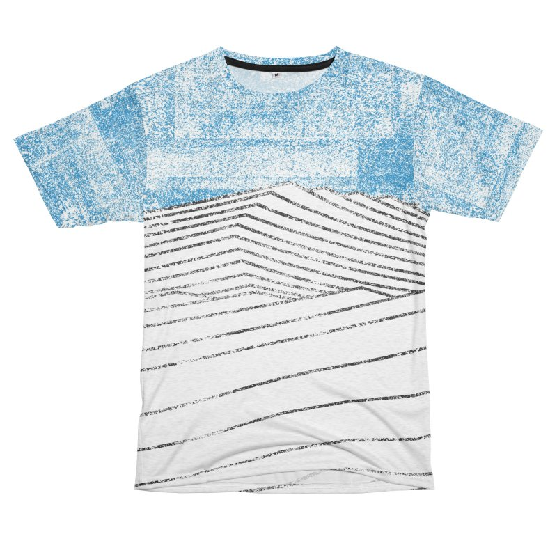 Ocean Smell - extra salty version Women's Unisex French Terry T-Shirt Cut & Sew by bulo