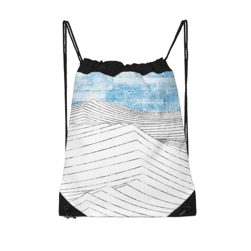Ocean Smell - extra salty version Accessories Drawstring Bag Bag by bulo