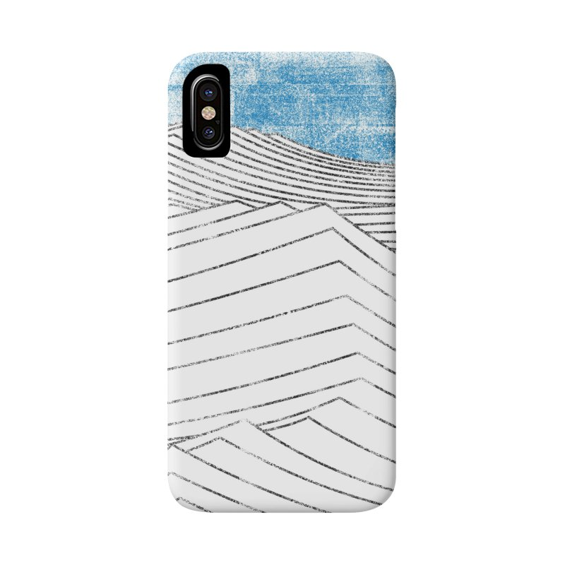 Ocean Smell - extra salty version Accessories Phone Case by bulo