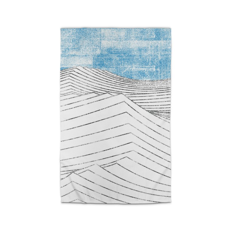 Ocean Smell - extra salty version Home Rug by bulo
