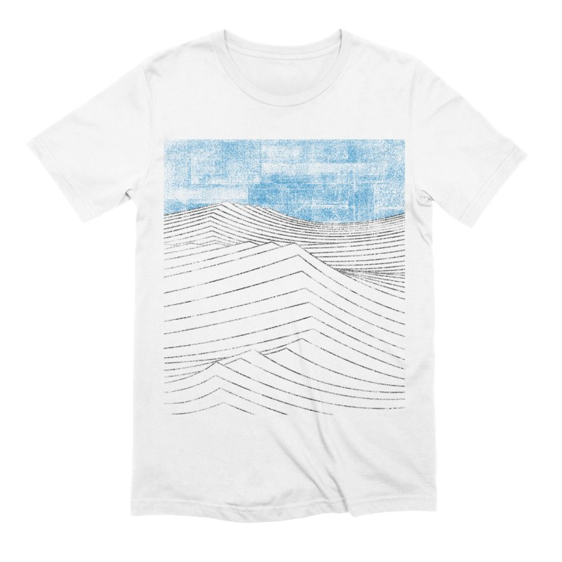 Ocean Smell - extra salty version Men's Extra Soft T-Shirt by bulo