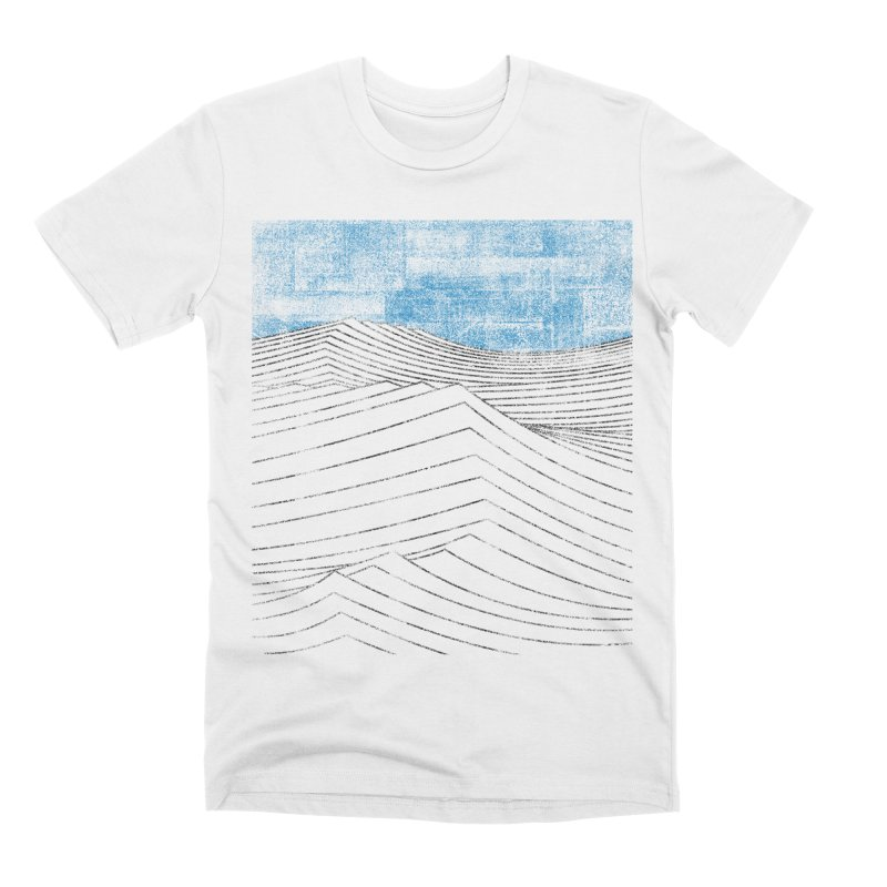 Ocean Smell - extra salty version Men's Premium T-Shirt by bulo