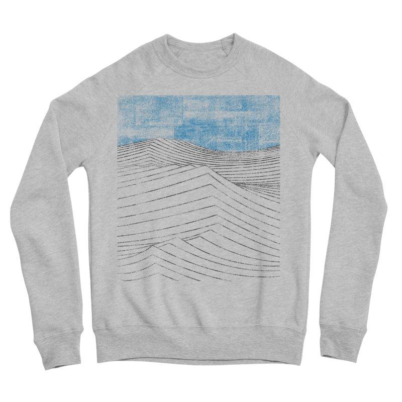 Ocean Smell - extra salty version Men's Sponge Fleece Sweatshirt by bulo
